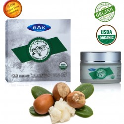 Bak Kozmetik Organik Shea Butter Karite Yağı 30 ml.