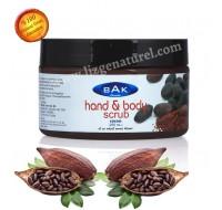 Bak Kozmetik Mineral Care Cream Kakaolu El ve Vücut Scrub 250 ml.