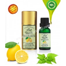 Bak Kozmetik Saf Limon Yağı 20 ml.
