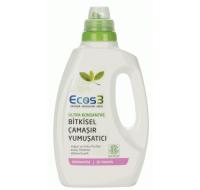 Ecos3 Bitkisel Çamaşır Yumuşatıcı 750 ml