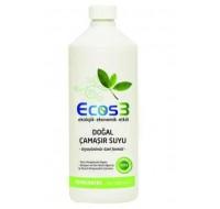 Ecos3 Doğal Çamaşır Suyu 1000 ml